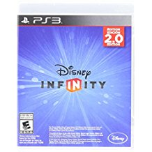 PS3: DISNEY INFINITY 2.0 - SOFTWARE AND GUIDE COMBO (USED)